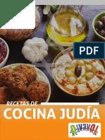 Recetas de Cocina Judia