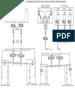 Diagrama Hidraulico Propulsion CON BANDA