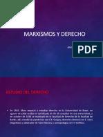 Derecho y Marxismo