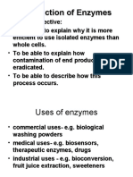 Production of Enzymes