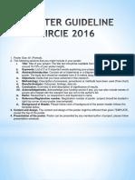 Poster Inovasi IRCIE 2017