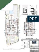 03.3 Plan Rdc Aménagé Plan 1er Etage Aménagé