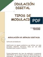 modulacion Digital