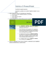 Ejercicio Práctico 3 PowerPoint
