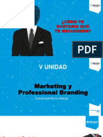 Marketing y Professional Branding