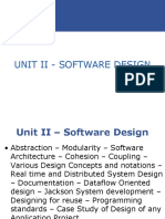 Unit II - Software Design.ppt