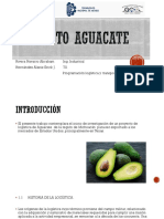 Proyecto Aguacate