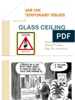 Glass Ceiling Final
