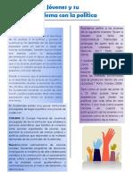 Articulo Jovenes y Politica Grupo No. 10