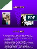 Clase 11 Adultez