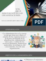 emprendurismo en las organizaciones