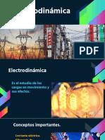5.0 electrodinámica