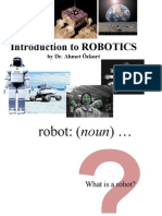 Introduction to Robotics
