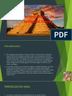 Periodizacion Antiguos Mayas