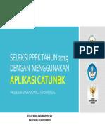 Paparan Pos Catunbk p3k 2019