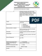 Default Form Usulan Indikator Unit