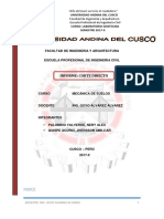 Informe Corte Directo Geotecnia