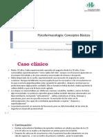 Psicofarmacología y Dependencia, Farmacología 2019.pptx