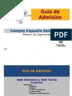 Temario Dicis Ingenierias Univesidad Guanajuato Ug Ugto