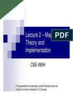 Mapreduce Class Notes