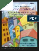 Federico Morales y  Fredy Jimenez - Fundamentos del enfoque territorial