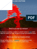 9. Volcanoes