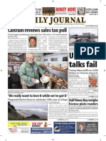 San Mateo Daily Journal 05-11-19 Edition