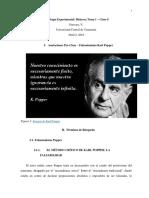 Psicología Experimental Bitácora Clase 9_03-4-18 rev Guevara V