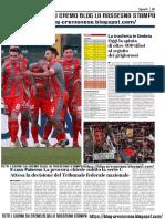 La Provincia Di Cremona 09-05-2019 - La trasferta in Umbria