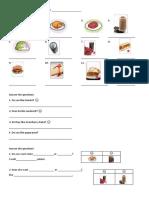 Basic 3 - English Chest - Food.docx
