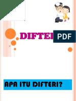 Difteri - Tetanus