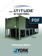 Latituide Air-Cooled Chillers