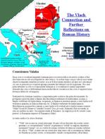 Conexiunea valaha si alte reflectii pe marginea istoriei Imperiului Roman