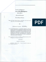 RA 11036 Mental Health Act