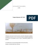 Proposta Projeto Educativo -ESHM-Consulta Pública