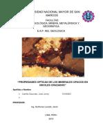 PROPIEDADES OPTICAS DE LOS MINERALES OPACOS EN NICOLES CRUZADOS.docx