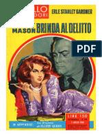 Gardner Erle Stanley - Perry Mason Brinda Al Delitto (Giallo Mondadori 596 03-07-1960) (Uhl Belk)