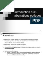 Introduction Aux Aberrations Optiques