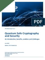 Quantum Safe White Paper