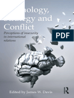 Psychology Strategy Conflict
