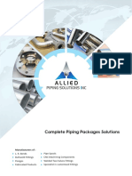 Allied Piping Catalouge 2018