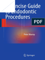 A Concise Guide to Endodontic Procedures (9783662437292)