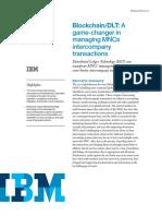 IBM Research MNC ICA Whitepaper
