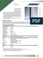 MA 12 EX Modular Line Array Loudspeaker