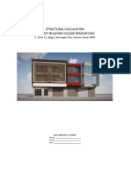 FACADE MODELING Structural Analysis