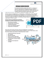 Human resource DOCUMENT 1.docx