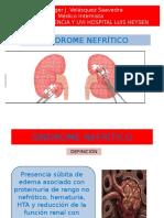 Sd. Nefrítico 2019