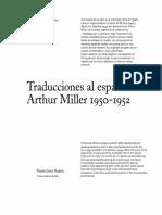 Errores de Traducción Arthur Miller_REspejo