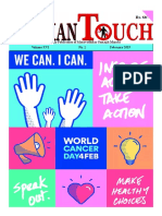 Human Touch, February 2019
