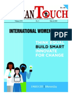Human Touch, March 2019